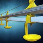 تولید سیستم آبخوری مرغداری